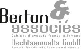 Berton & Associés, cabinet d'avocats franco-allemands